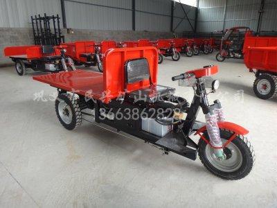 砖厂电动三轮车
