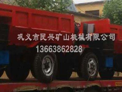 广东用户矿用电动车发货